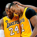 Kobe Bryant, Dwight Howard