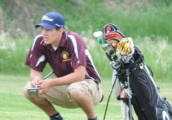 Spencer Lux and his Webster teammates hope to have another shot at a State B golf title this season. The Bearcats lost by one stroke in a second-hole playoff to White River last spring.