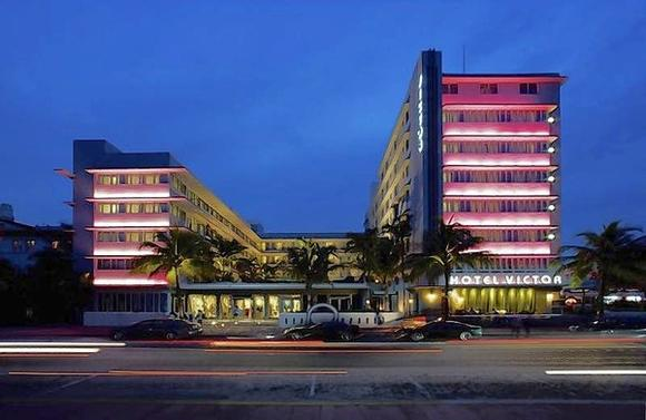 Hotel Victor in Miami Beach