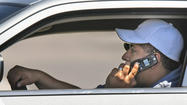 It seems like an epidemic: Drivers talking and texting. Now federal regulators have put a number to the dangerous habit.