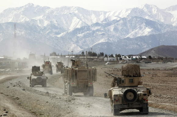 Afghan attacks