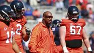 Virginia's spring football game