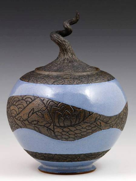 Stone's Throw Pottery is one of the crafters with works for sale at the 11th annual Juried Spring Fine Arts & Craft Festival of the Reading-Berks Chapter of the Pa. Guild of Craftsmen at Kutztown University April 6 and 7.