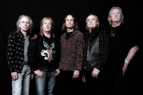 Classic rock / prog rock band Yes, with Steve Howe (left), plays at Sands Bethlehem Event Center on April 7.