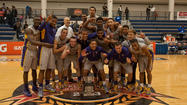 Montverde Academy won the National High School Invitational tournament title with a 67-65 victory over Newark St. Benedict's at Georgetown Prep in North Bethesda, Md. on Saturday. (Randy Sager/Special to the Sentinel)