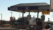 Lawmakers have approved a partial merger of the Kansas Turnpike Authority and the Kansas Department of Transportation.