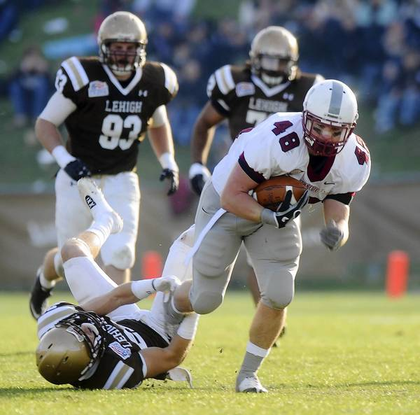 Lafayette's Greg Kessel (48) will move from fullback to tailback this season.