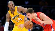 The Lakers visit the Clippers on Sunday afternoon at Staples Center in a nationally televised game on ABC.