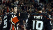<strong>Ryan Getzlaf</strong> is having an MVP-caliber season for the Ducks, his 13 goals and 30 assists the most tangible strengths of a captain whose leadership, toughness and wisdom have been treasured in this run to a 25-8-5 record.