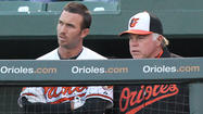 Watching from the dugout as Brian Roberts clutched the back of his right knee Thursday, Ryan Flaherty knew an injury to the Orioles' starting second baseman could create an opportunity for him.