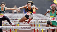 Photo Gallery: Locals compete in Arcadia Invitational track & field events