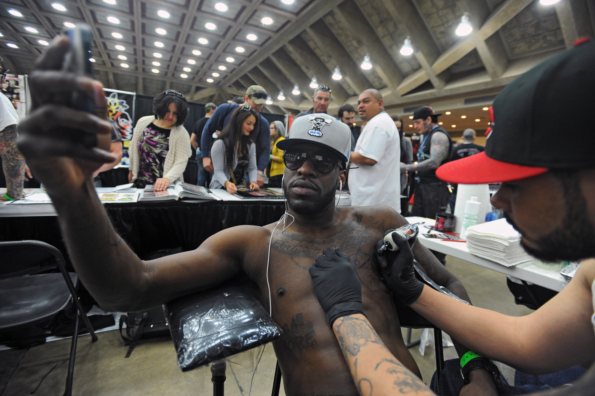 Baltimore Tattoo Arts convention shows influence of Instagram ...