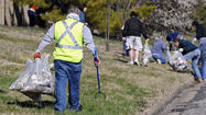 Dundalk residents gather to clean up neighborhoods