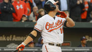 We will see history tonight if Chris Davis, who had four home runs in his first four games, hits another homer. If the hottest hitter in baseball puts another out of the ballpark, he will become the first player in major league history to hit a home run in each of his team's first five games of the season.
