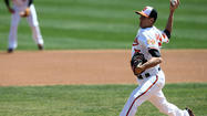 Orioles right-hander Chris Tillman had a rough go of it at Camden Yards on Saturday night, not making it out of the fourth inning. But down on the farm, the Orioles got mixed results from a pair of noteworthy starters.