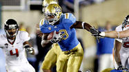 There is no one in UCLA's spring practice who has more to prove than running back Malcolm Jones. And no one knows that more than Jones.