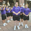 Marching Ravens Band