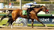 Goldencents gives Doug O'Neill a Rerun for the Roses