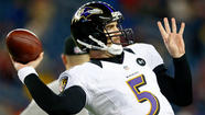 Joe Flacco is quickly emerging as a Baltimore football legend. In fact, he's about to become the greatest quarterback in the city's history.