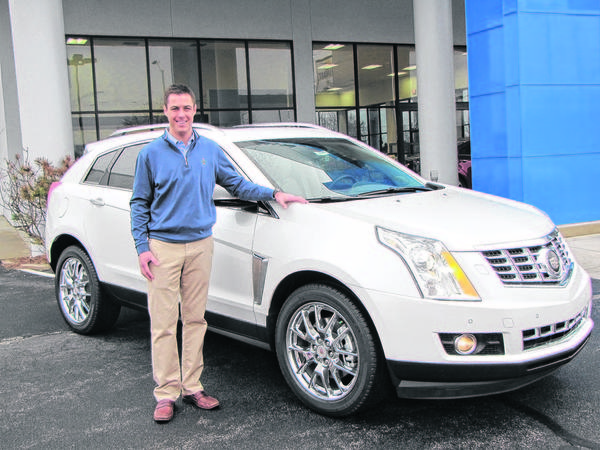 With its focus on style, performance and intuitive technology, the 2013 SRX demonstrates how Cadillac has been able to broaden its demographic in recent years, said Nik Naquin, a sales consultant with Tom Naquin Cadillac in Elkhart.