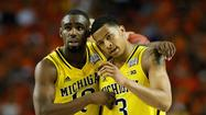 ATLANTA — Michigan  will have three or four thank-you notes to hand out should it win Monday night's national championship game against Louisville at the Georgia Dome.