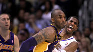 Kobe Bryant, Chris Paul