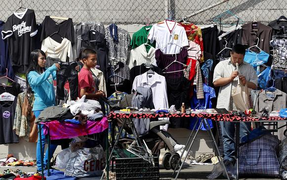 L.A. County may crack down on illegal street vendors