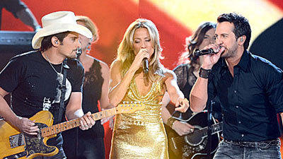ACM Awards 2013: Best and worst moments