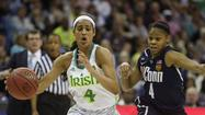 PHOTOS: Notre Dame vs. UConn NCAA