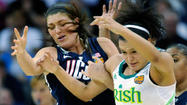 Pictures: UConn Women Vs. Notre Dame In Final Four
