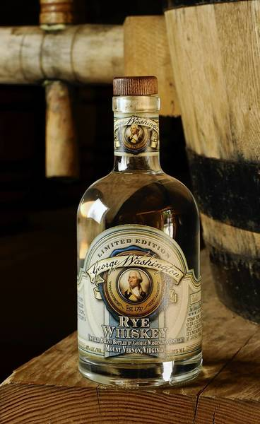 Starting April 4, the George Washington Distillery plans to sell 1,100 bottles of whiskey made according to Washington's recipe and original techniques.