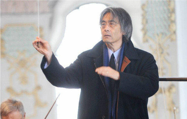 Conductor Kent Nagano is currently music director of the Orchestre Symphonique de Montreal.