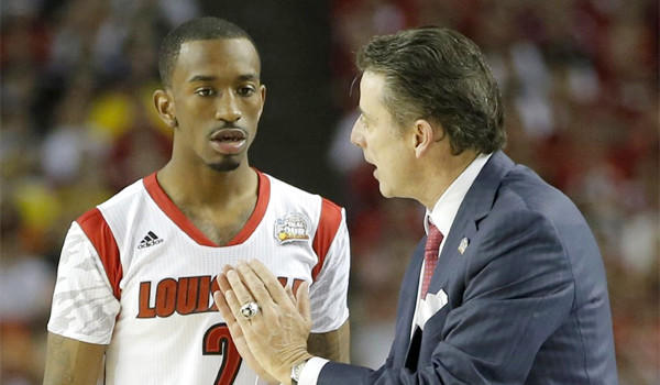 Louisville will count on Russ Smith's offensive production, good for 18.9 points per game, when they face Michigan in the NCAA tournament title game on Monday.