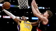 The Lakers (40-37) won two of three in Week 23, falling to ninth place in the Western Conference. The Lakers have to hope the Utah Jazz lose at least one of their final four. In the meantime, they'll need to win without misstep to have a chance at making the postseason.