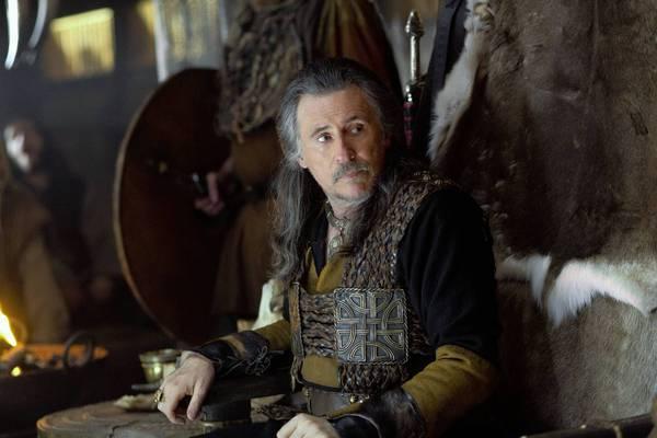"""Gabriel Byrne as Earl Haraldson in """"Vikings."""""""