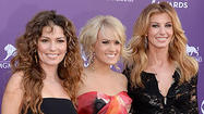 ACM Awards 2013: Red carpet arrivals