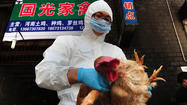 The toll from China's new strain of bird flu climbed to seven on Monday with the death of a 64-year-old retiree in Shanghai and the number of cases spread to 24, but officials expressed confidence the outbreak could be contained.