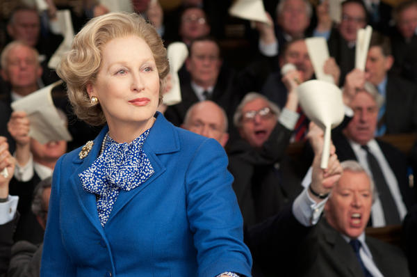 Meryl Streep in 'The Iron Lady.'