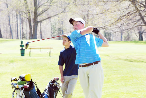 Petoskey senior Cam Ludlow returns to the lineup for veteran coach Chad Loe and the Northmen this spring. The Northmen are scheduled to open the season on Friday, April 12, at the Ogemaw Heights Invitational.