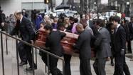 Roger Ebert's funeral