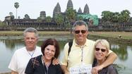 On Vacation in Cambodia