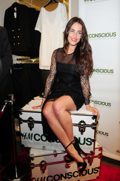 Celeb-spotting around South Florida - Jessica Lowndes Hosts Conscious Collection Event At H&M