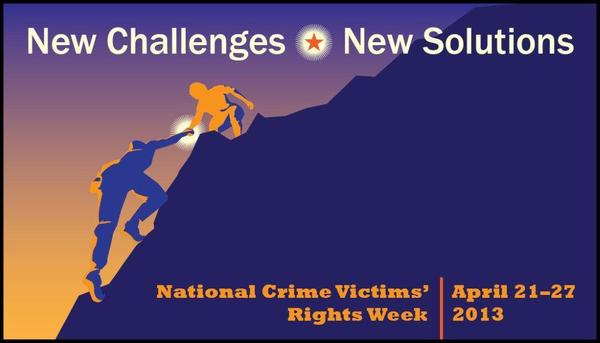 National Crime Victims' Rights Week has events in Broward County, April 21-27.