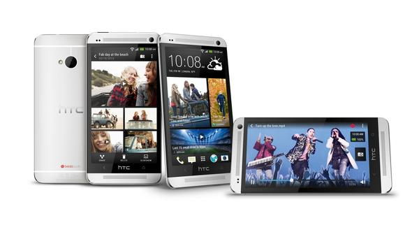 The HTC One, the Taiwanese phone maker's latest flagship smartphone, comes out later this month.