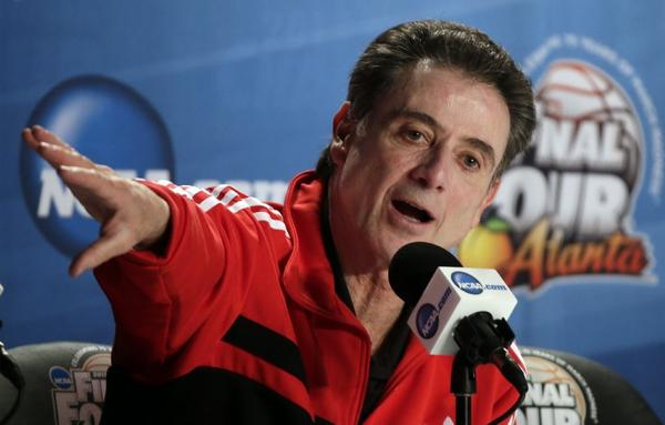 Rick Pitino was named to the Basketball Hall of Fame on Monday.