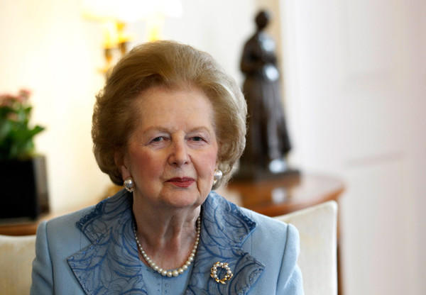 Notable deaths from 2013: Former British Prime Minister Margaret Thatcher, nicknamed the Iron Lady for her uncompromising politics and leadership style, died at age 87.