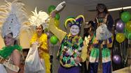 Mardi Gras promotions for April