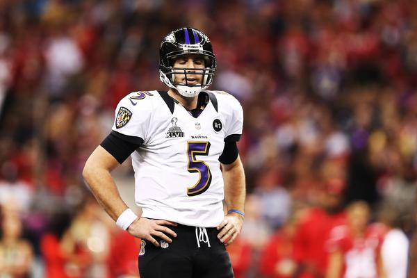 Baltimore Ravens quarterback Joe Flacco has signed on to play Baltimore Colts legend Johnny Unitas in the football scenes of a movie.