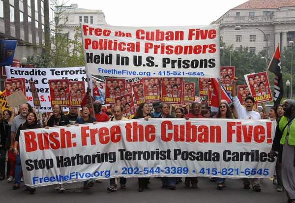 Documentary about five Cubans imprisoned in the United States. Saturday, April 20, at 2 p.m. at New Haven Free Public Library, 133 Elm St. Free.