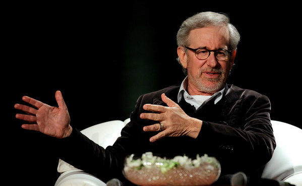 """""""Lincoln"""" director Steven Spielberg"""